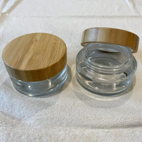 100ml Clear Jar