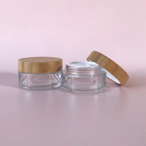 50ml Bamboo Jar