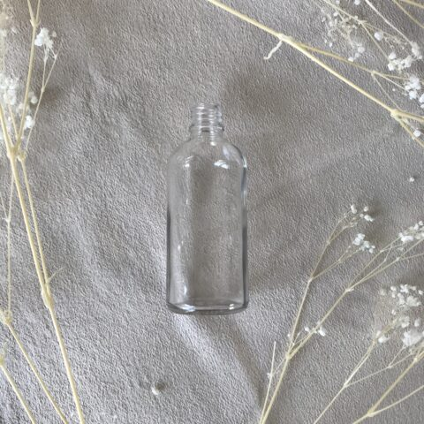 100ml Clear Bottle