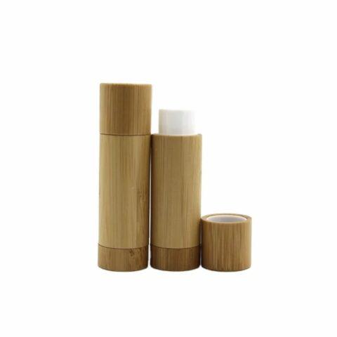 5g Bamboo Lip Balm Tube