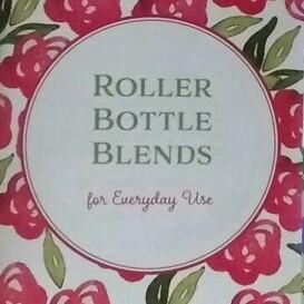Roller Bottle Blends Booklet