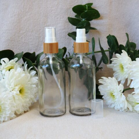 100ml Bamboo Spray Bottle