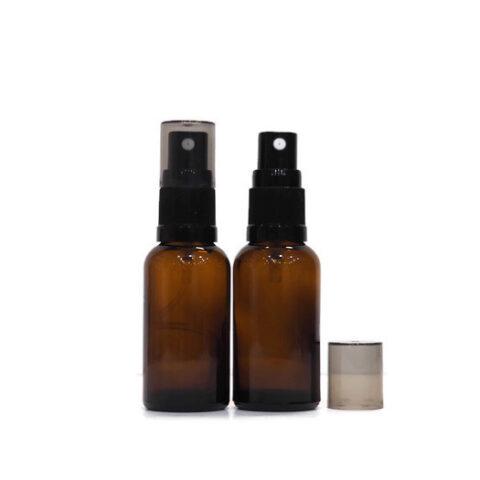 30ml Amber Spray Bottle