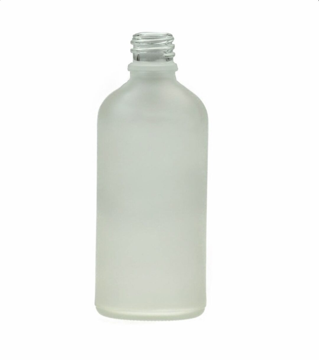 100ml Frosted Clear