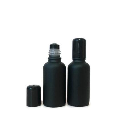30ml Black Roller Bottle