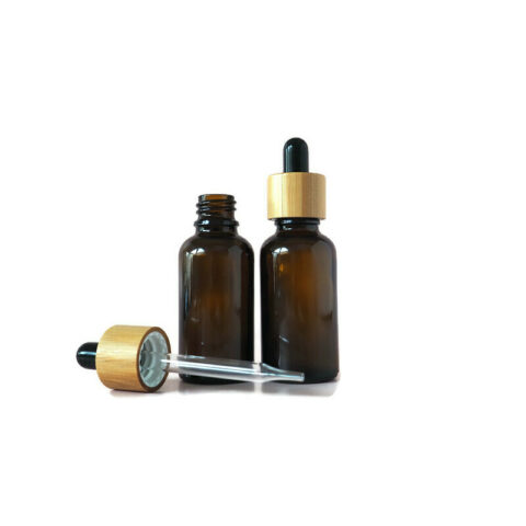 30ml Amber Dropper Bottle