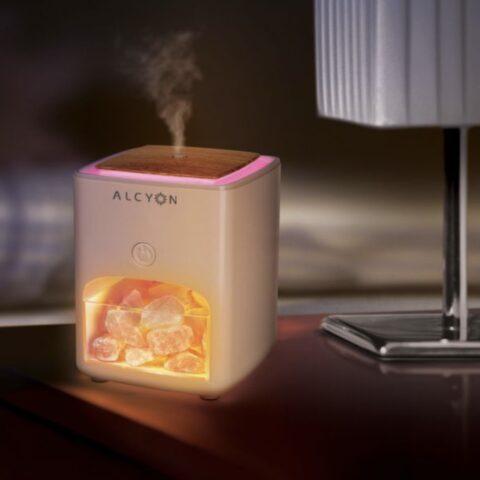 Alcyon Java Salt Lamp Diffuser